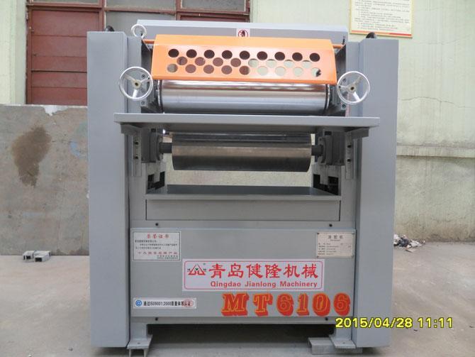 MT6106单面涂胶机