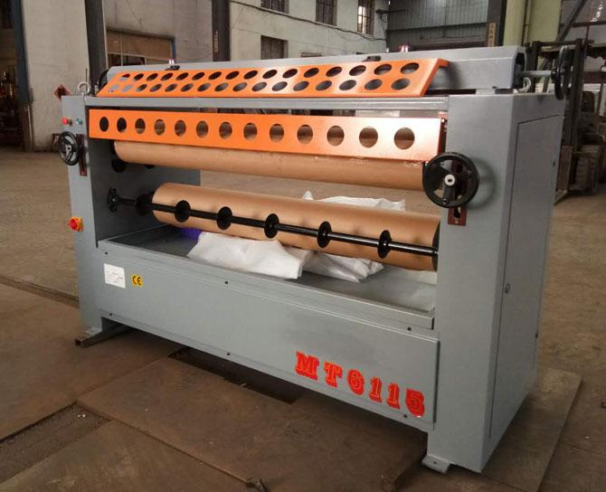 MT6115单面涂胶机